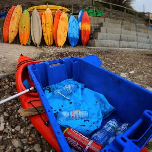 Tackling Plastic Pollution in Cornwall