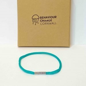 Crantock Beach Bracelet <br><br><i>Recycled from Ghost Fishing Nets <br> Handmade Cornish Jewellery </I>