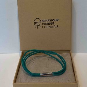 Looe Harbour Bracelet <br><br><i>Recycled from Ghost Fishing Nets <br> Handmade Cornish Jewellery</I>