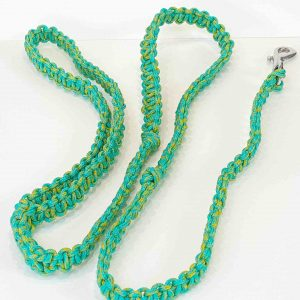 Ghost Gear Dog Leash <br><br> Recycled from Ghost Fishing Rope <br> Only One Will Ever Be Created! <br>