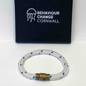 Sennen Rope Bracelet <br><br><I> Recycled from Ghost Fishing Gear <br> Limited Collection </I>