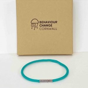 Perranporth Beach Bracelet <br><br><I> Recycled from Ghost Fishing Nets <br> Handmade Cornish Jewellery </I>