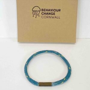 Sennen Beach Bracelets <br><br><I> Recycled from Ghost Fishing Nets <br> Only 3 Will Ever Exist! </I>