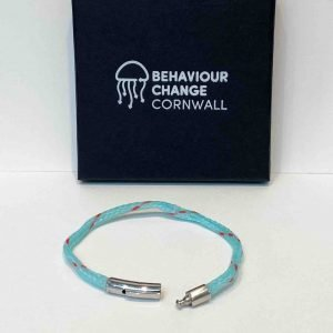 Carlyon Bay Bracelet <br><br><i>Recycled from Ghost Fishing Nets <br> Handmade Cornish Jewellery </I>