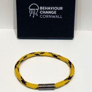 Trebarwith Strand Beach Bracelet <br><br><i>Recycled from Ghost Fishing Nets <br> Handmade Cornish Jewellery</I>