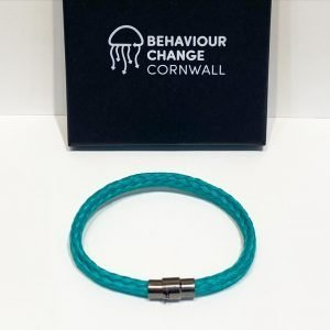 Perranporth Beach Bracelet <br><br><i>Recycled from Ghost Fishing Nets <br> Handmade Cornish Jewellery</I>