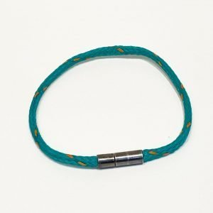 Tregantle Beach Bracelet <br><br><i>Recycled from Ghost Fishing Nets <br>Handmade Cornish Jewellery</I>