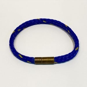 Portheras Cove Beach Bracelet <br><br><I> Recycled from Ghost Fishing Nets <br> Limited Collection </I>