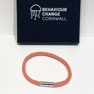 Daymer Bay Bracelet <br><br><i>Recycled from Ghost Fishing Nets <br> Handmade Cornish Jewellery</I>